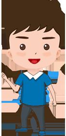 教育部政府门户网站形象小博